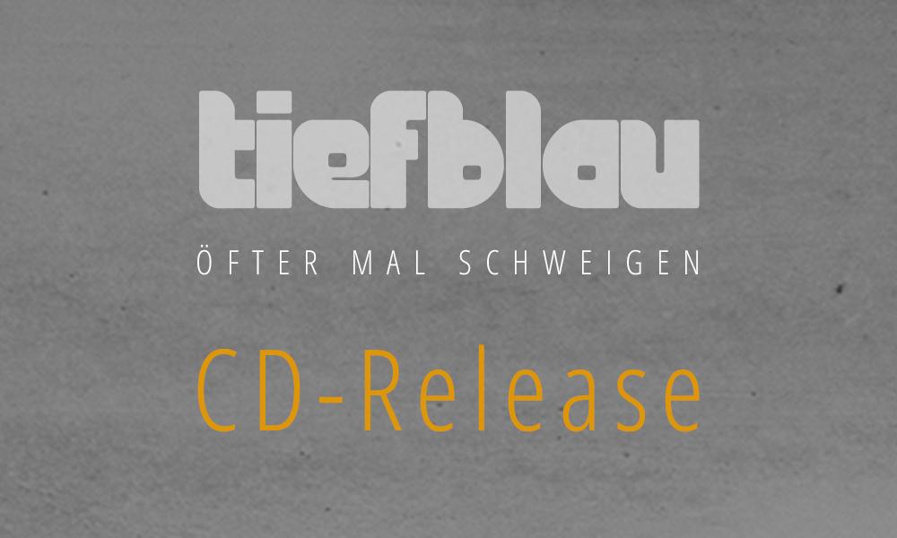 öfter mal schweigen CD Release Teaser