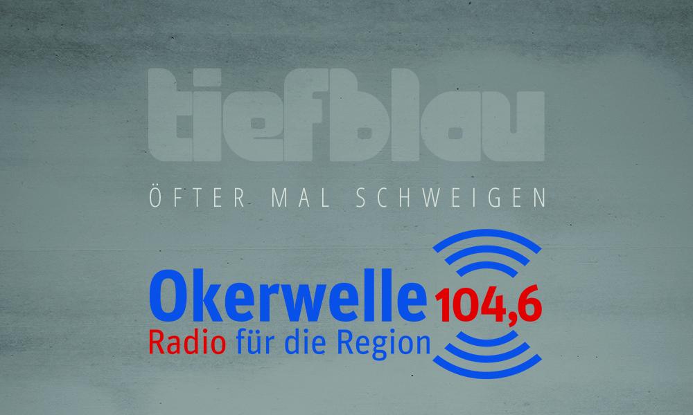 tiefblau @ Radio Okerwelle