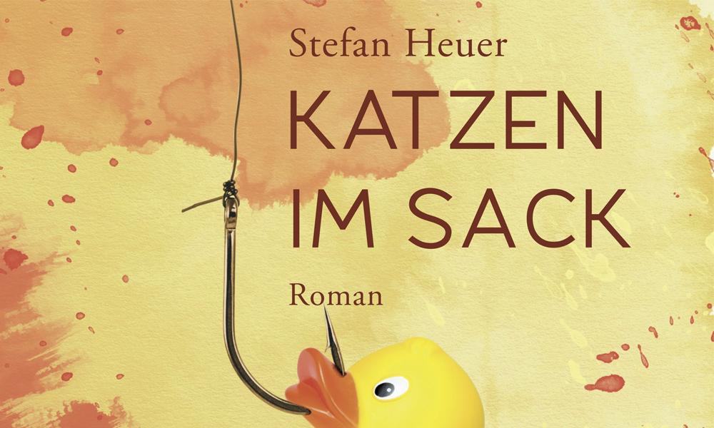 neuer Roman unseres Texters und Freundes Stefan Heuer